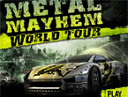 Metal Mayhem World Tour Game